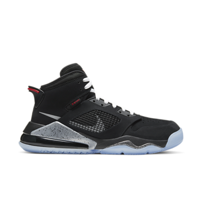 Jordan Mars 270 Black Metallic Silver CD7070-010