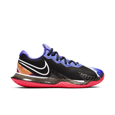 NikeCourt Air Zoom Vapor Cage 4 Hardcourt Zwart CD0431-003