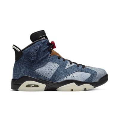 "Air Jordan 6 RETRO ""Washed Denim"" CT5350-401"