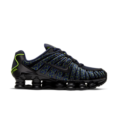 Nike Shox TL Blauw CT5527-400