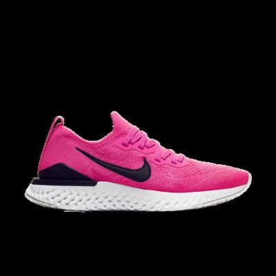Nike Epic React Flyknit 2 Roze BQ8927-601