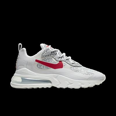 """Nike Air Max 270 React """"Neutral Grey"""" CT2535-001"""