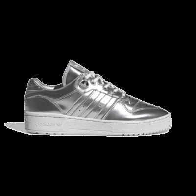 adidas RIVALRY LOW Silver Metallic FV4291