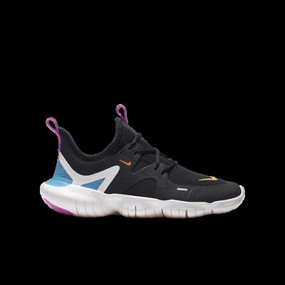 Nike Free RN 5.0 Zwart AR4143-003