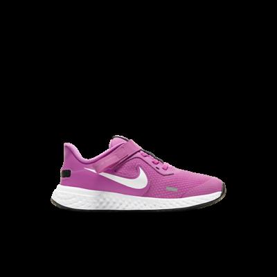 Nike Revolution 5 FlyEase Rood CQ4648-610
