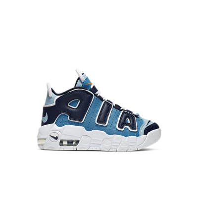Nike More Uptempo Grey AA1554-404