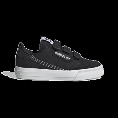 adidas Continental Vulc Core Black EG9098