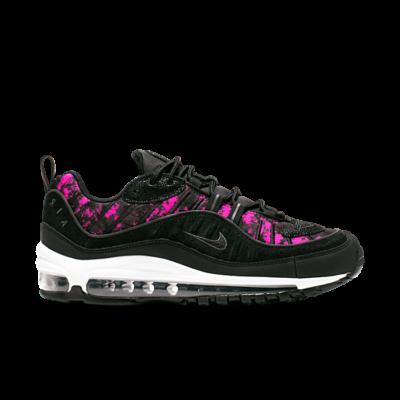 Nike Air Max 98 Pixel Black Hyper Pink (W) CI2672-001