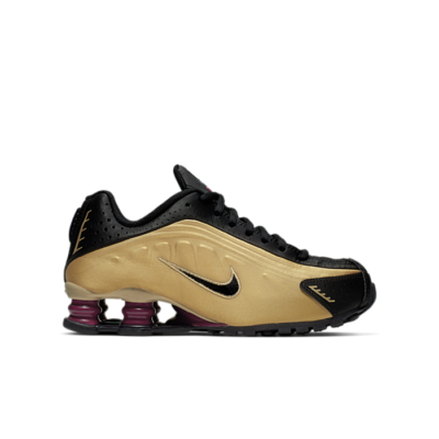 Nike Shox R4 Zwart BQ4000-003