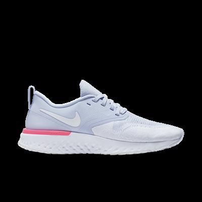 Nike Odyssey React Flyknit 2 Blauw AH1016-401