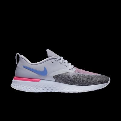 Nike Odyssey React Flyknit 2 Blauw AH1016-500