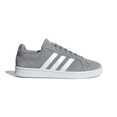 adidas Grand Court Grey Three F36412