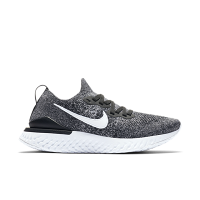 Nike Epic React Flyknit 2 Zwart BQ8927-010