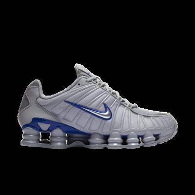 Nike Shox TL Grey GEL SHOX TTL WOLF GREY