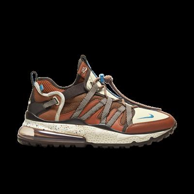 """Nike Air Max 270 Bowfin """"Dark Russet"""" AJ7200-202"""