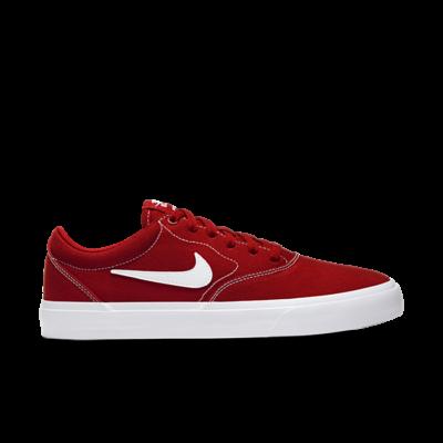 Nike SB Charge Canvas Rood CD6279-601