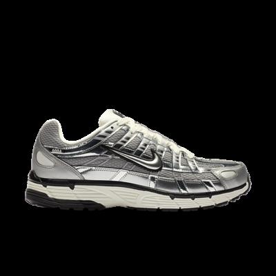 """Nike P-6000 """"Metallic Silver"""" CN0149-001"""