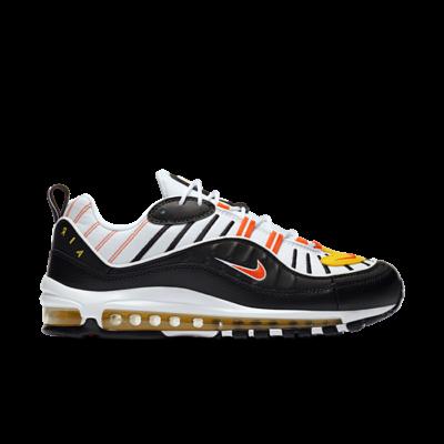 """Nike Air Max 98 """"Chrome Yellow"""" 640744-016"""