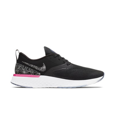 Nike Odyssey React Flyknit 2 Black AT9975-002
