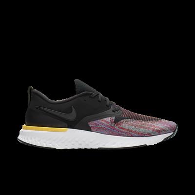 Nike Odyssey React Flyknit 2 'Black Multi' Black AH1015-005