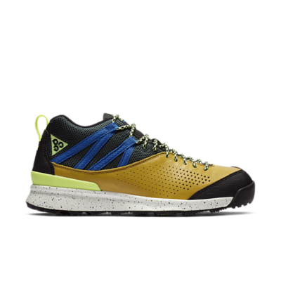 Nike Okwahn II Dark Citron Outdoor Green 525367-301