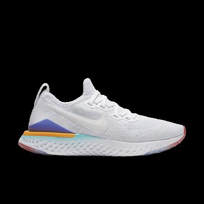 Nike Epic React Flyknit 2 White BQ8927-104