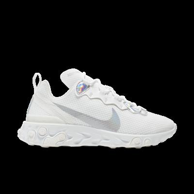 Nike React Element 55 White CN0147-100