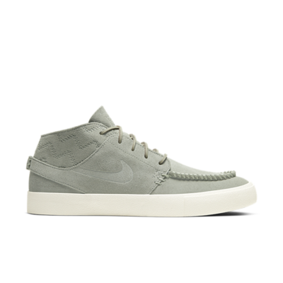 Nike SB Zoom Stefan Janoski Mid Crafted Groen AQ7460-300