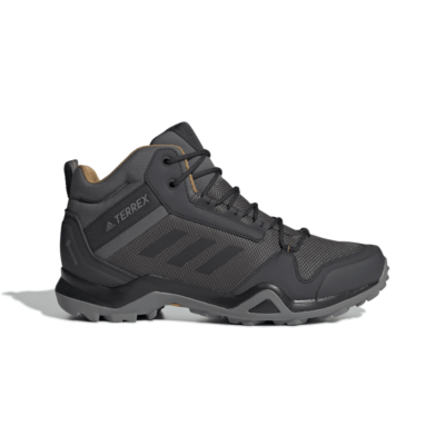 adidas Terrex AX3 Mid GORE-TEX Hiking Grey Five BC0468