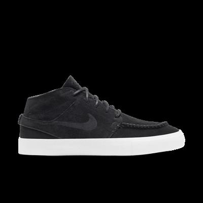 Nike SB Zoom Stefan Janoski Mid Crafted Zwart AQ7460-002