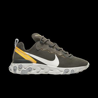 "Nike React Element 55 ""Sequoia"" CQ6366-300"
