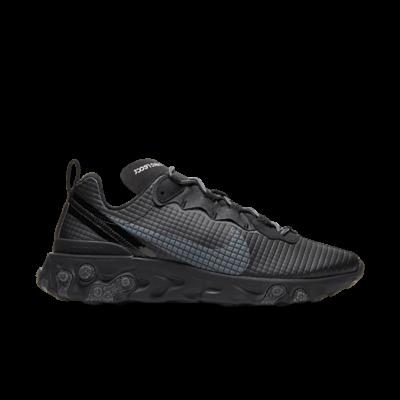 "Nike React Element 55 SE ""Black"" CI3831-001"