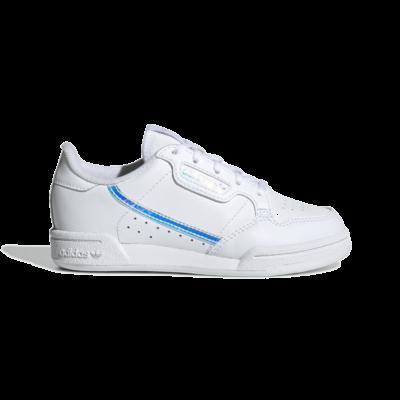 adidas Continental 80 Iridescent White EE6503