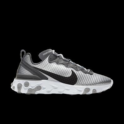 Nike React Element 55 Silver CI3835-001