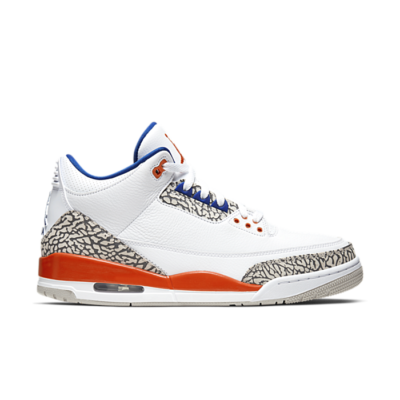 "Air Jordan 3 Retro ""Knicks"" 136064-148"