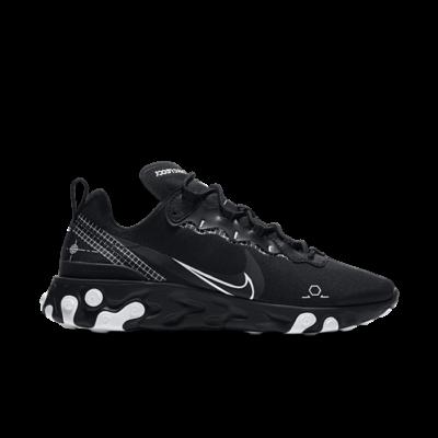 """Nike React Element 55 """"Schematic Black"""" CU3009-001"""