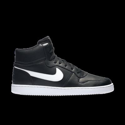 Nike Ebernon Mid Zwart AQ1773-002