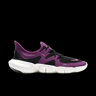 Nike Free RN 5.0 Zwart AQ1316-007
