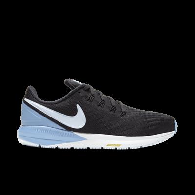 Nike Air Zoom Structure 22 Zwart AA1640-008