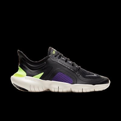 Nike Free RN 5.0 Shield Zwart BV1224-001