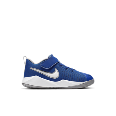 Nike Team Hustle Quick 9 Game Royal (PS) AT5299-400