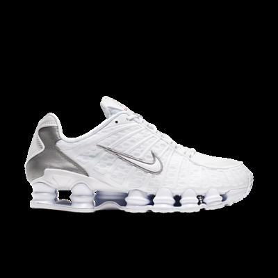 Nike Shox TL White  AV3595-100