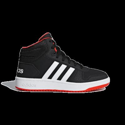 adidas Hoops 2.0 Mid Core Black B75743