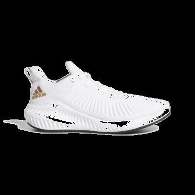 adidas Alphabounce+ Cloud White EG1386