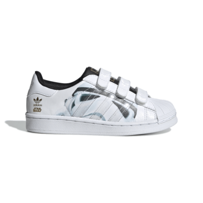 adidas Superstar Stormtrooper Cloud White B35623
