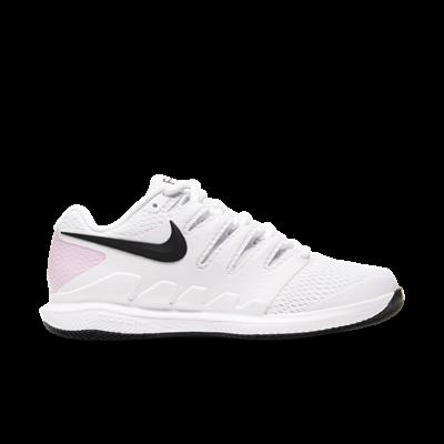 NikeCourt Air Zoom Vapor X White Pink Foam (W) AA8027-107