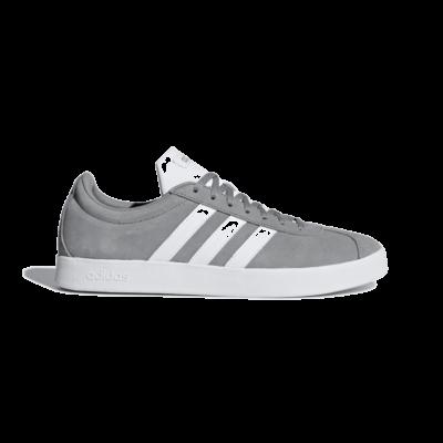 adidas VL Court 2.0 Grey Three B43807