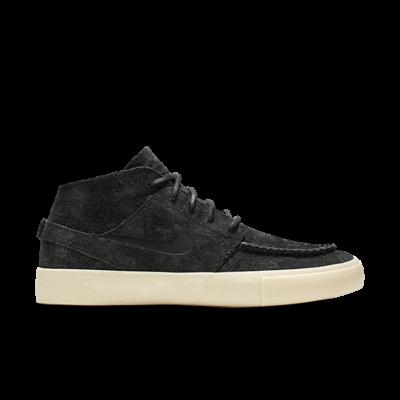 Nike Zoom Janoski Mid Crafted SB 'Black' Black AQ7460-001