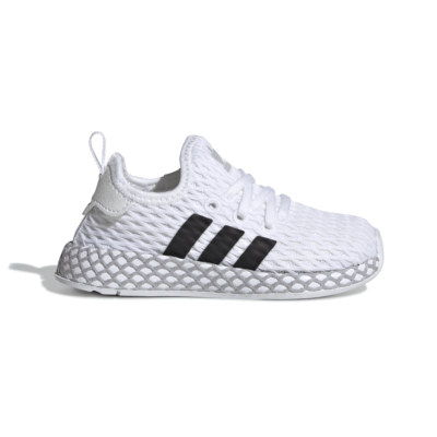 adidas Deerupt Winter Stripes White F34298