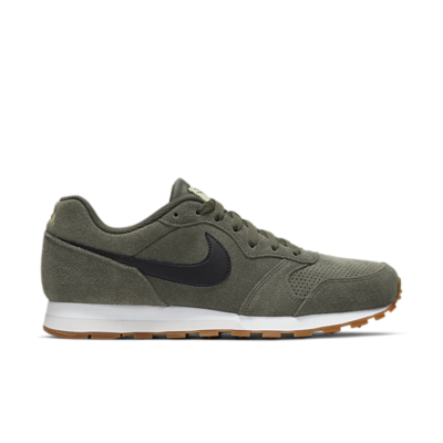 Nike MD Runner 2 Suede Olive AQ9211-300